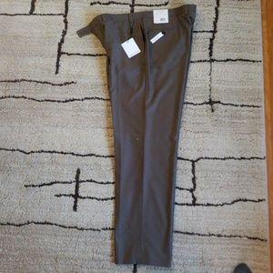 NWT Calvin Klein Flat Front Pants